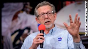 NASA Chief Scientist Jim Green thinks news of life on Mars is coming soon, and the public isn't prepared to hear it.