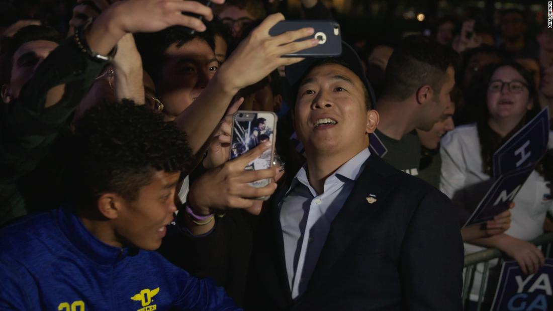 Andrew Yang: As president, I will establish a Department of the Attention Economy