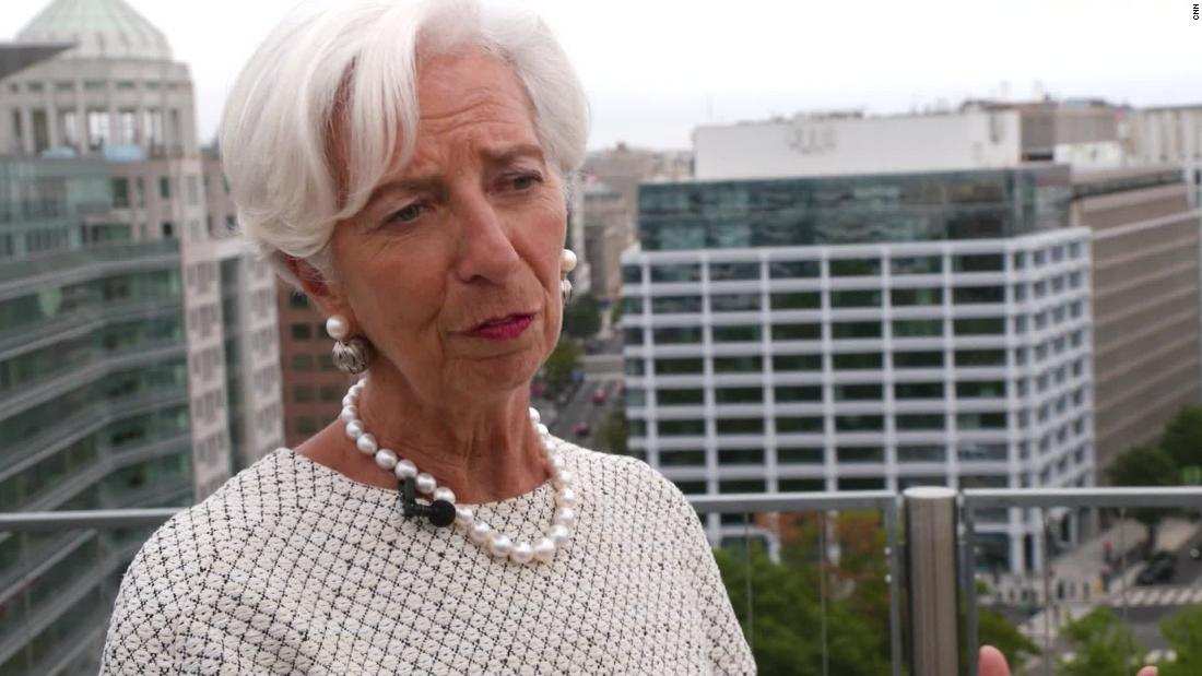 Christine Lagarde, Europe's next top central banker, says dissent is healthy