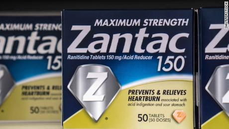 Walmart, CVS, Walgreens pull Zantac and similar heartburn drugs because of cancer worries
