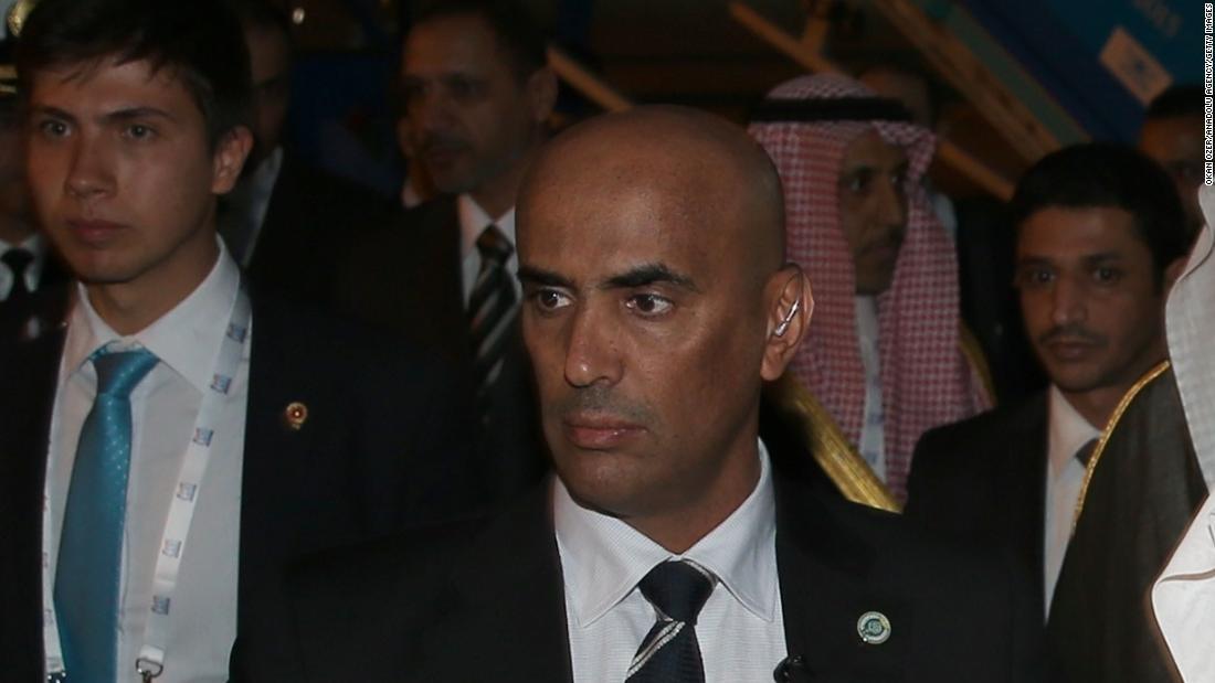 Saudi king's bodyguard shot dead after argument with friend