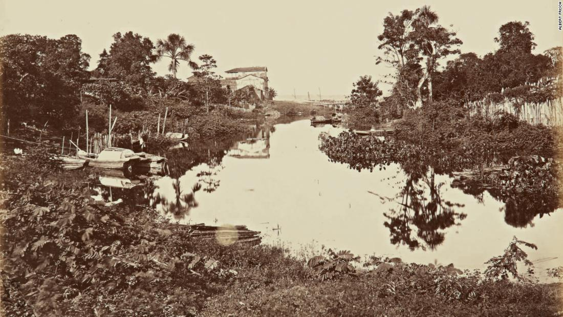 Photography was already popular in Brazil's cities by the 1860s, according to Sotheby's, but images from the country's isolated upper Amazon region remain rare.