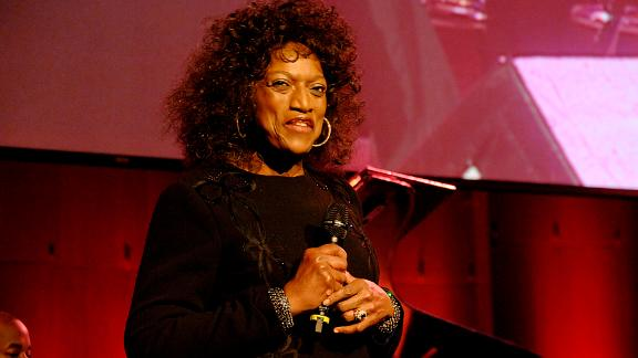 Jessye Norman at Avery Fisher Hall on November 22, 2010, in New York City.