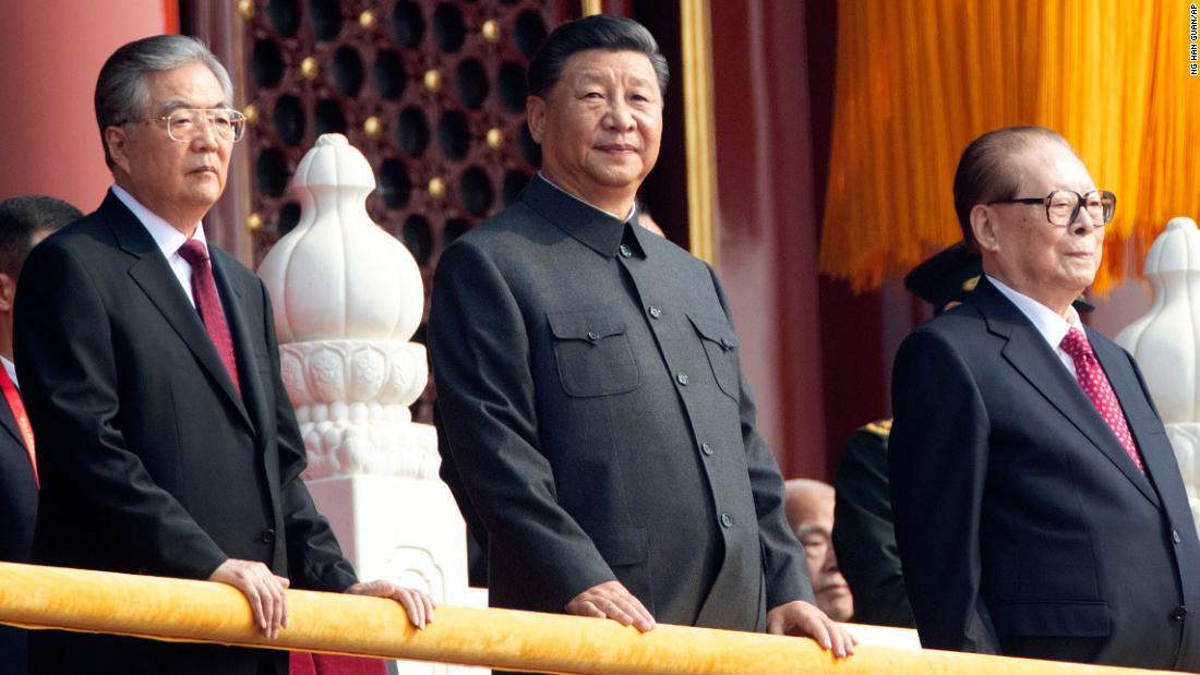 Tidak ada kekuatan yang dapat menghentikan China kemajuan, Xi mengatakan dalam pidato Hari Nasional