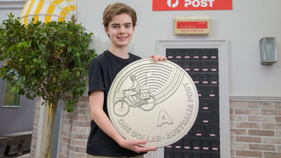 You can get the coins in your change at Australia Post stores.