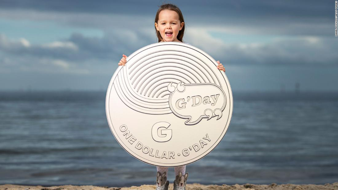 Meat pies and didgeridoos get their own commemorative coins in Australia
