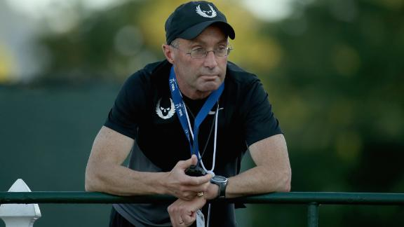 Alberto Salazar was head coach of the Nike Oregon Project, a long-distance running group.
