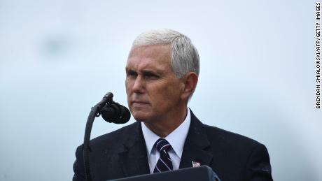 Will Pence be Trump's scapegoat?