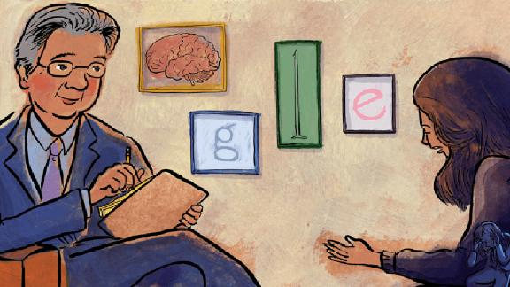 Dr. Herbert Kleber got the Google Doodle treatment Tuesday on the 23rd anniversary of his election to the National Academy of Medicine. Kleber pioneered modern addiction treatment in the US.