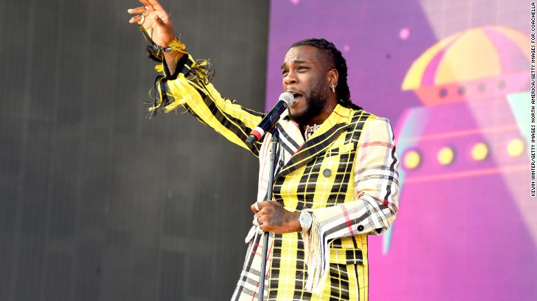 Burna Boy to donate earnings from South Africa anti-xenophobia concert to attack victims