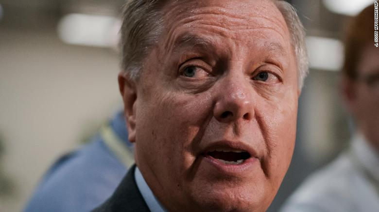 Sen. Lindsey Graham prank called by Russians