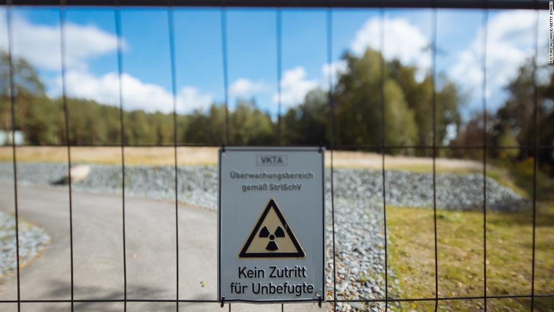 Germany is closing all its nuclear power plants. Now what do with all the waste?