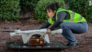 UPS broke into drone deliveries shuttling medical samples. Now it's ready to take off