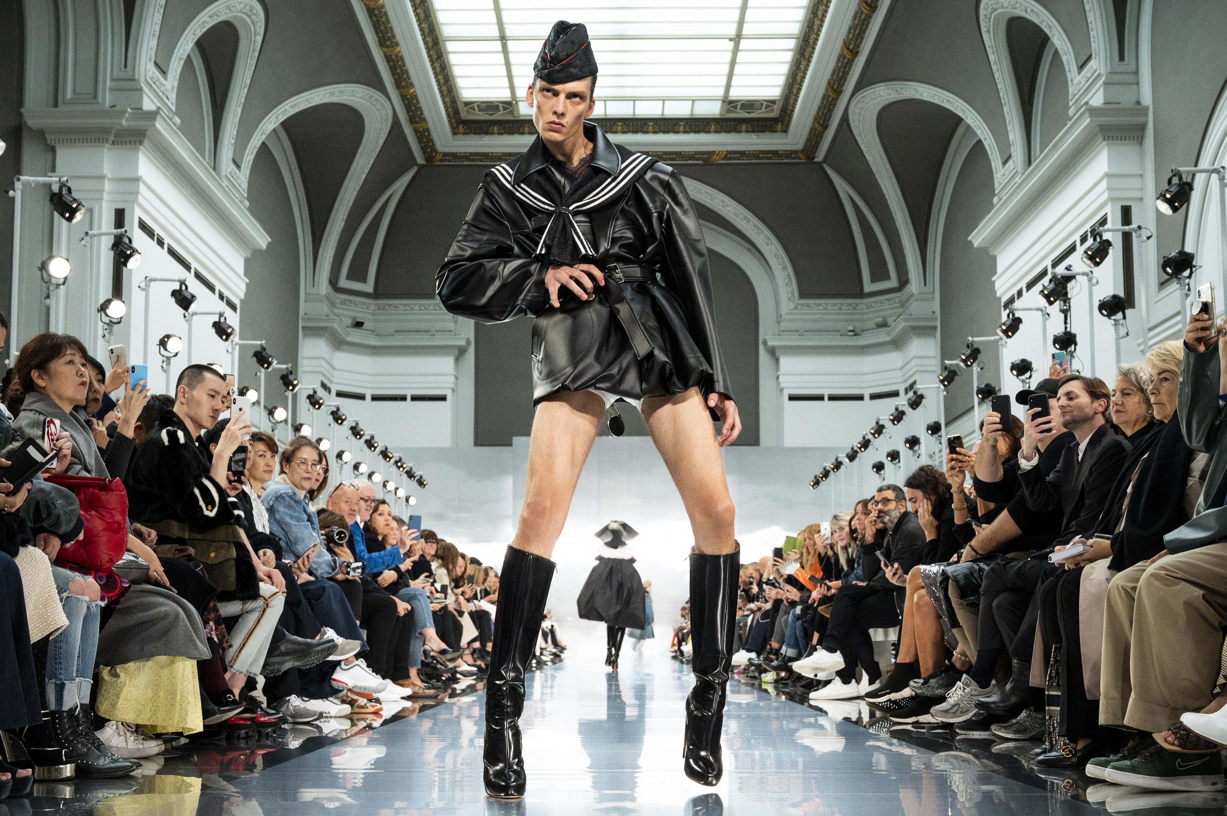 Paris Fashion Week Here S What Happened Cnn Video
