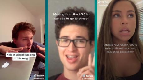 Teens Use Dark Humor On Tiktok To Cope With School Shooting Anxiety