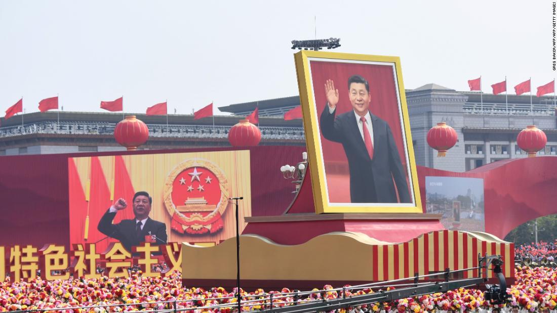 Hong Kong pengunjuk rasa ingin merusak China hari besar. Mereka berhasil