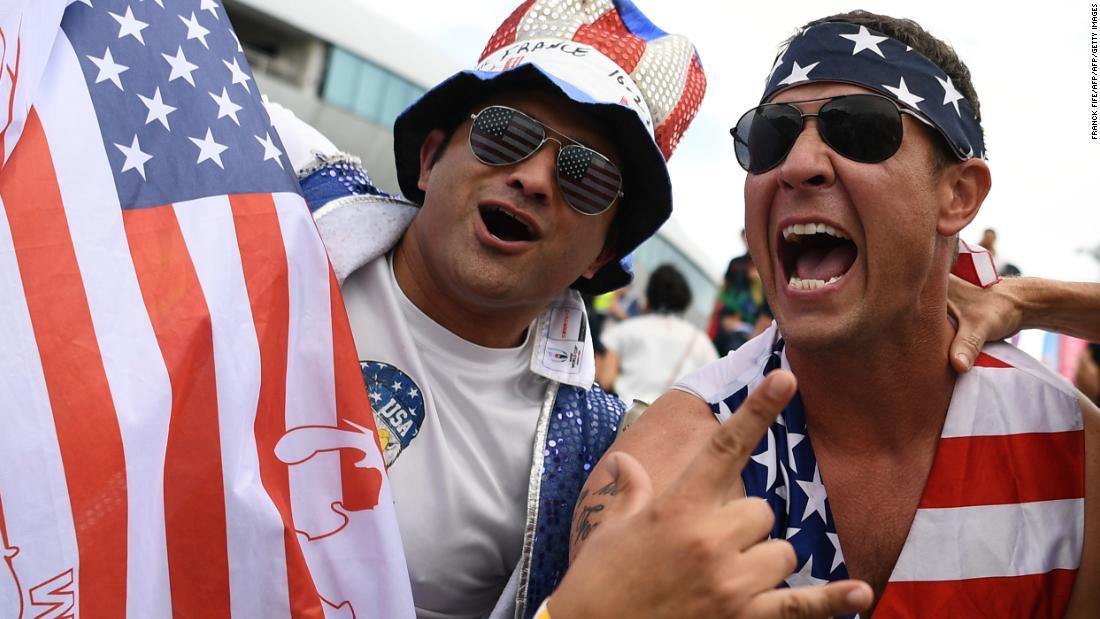 Live update seperti amerika SERIKAT mengambil Prancis di Piala Dunia