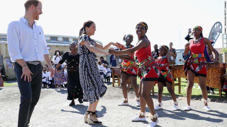 The Duke and Duchess of Sussex were recently on a 10-day tour of Africa.