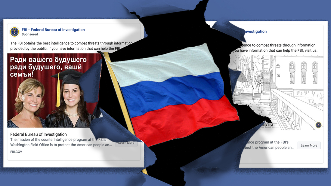Image for Exclusive: The FBI is running Facebook ads targeting Russians in Washington