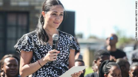 Meghan redefined what it means to be a royal during the Africa tour