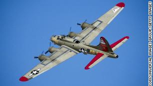 The B-17 bomber that crashed was one of 13,000 made. They were true workhorses