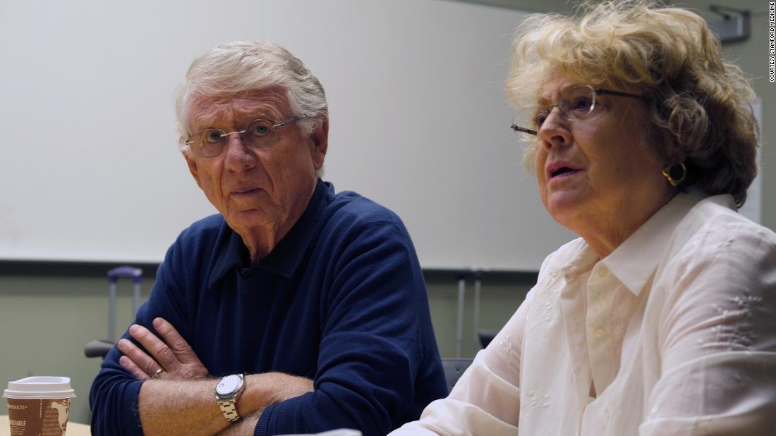 When Ted Koppel's wife was given a few years left to live, the couple dedicated themselves to fighting COPD