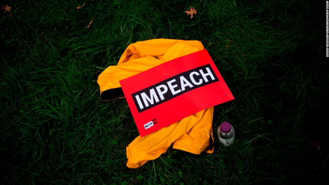 Analysis: This is the end of the beginning on impeachment