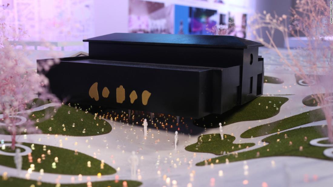 Αυτές είναι οι έξι προτάσεις για ένα μνημείο για να τιμήσει Σφυγμού νυχτερινό κέντρο λήψης θύματα