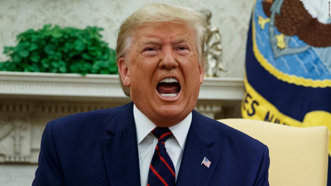 Trump tampaknya semakin tidak berdaya untuk menyelamatkan dirinya dari sejarah bekas luka impeachment