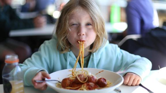 Did you know there can be 450 insect parts and nine rodent hairs in every 16 oz. box of spaghetti? There