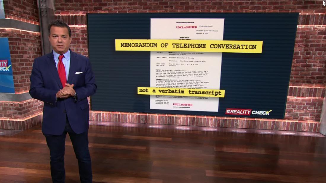 Avlon: Ini adalah contoh buku teks dari Trump distorsi realitas