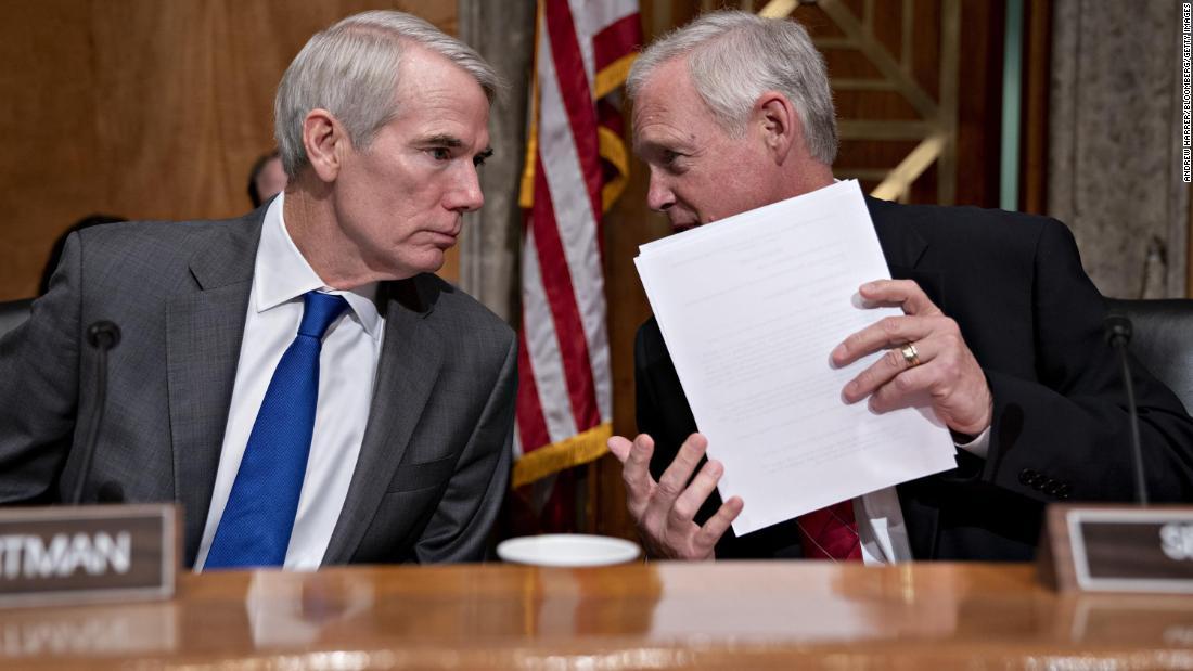 GOP senator bergema Biden dalam mendesak untuk reformasi Ukraina kejaksaan agung