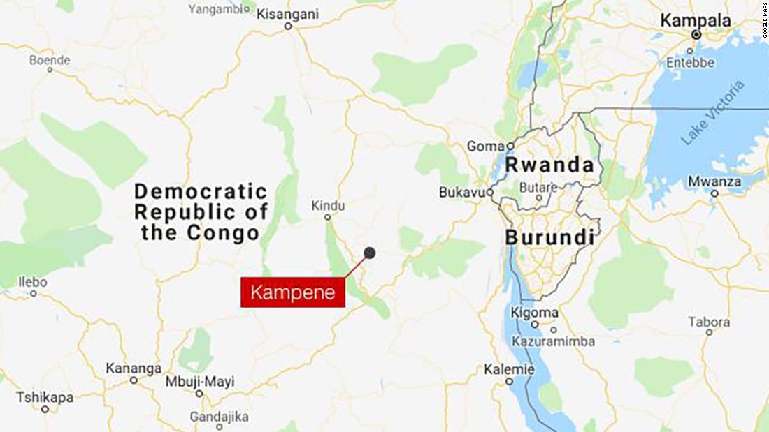 Sedikitnya 22 tewas di Kongo tambang emas runtuh, pihak berwenang mengatakan