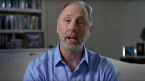 Matt Lieberman announced his hopes to follow in the footsteps of his father in a campaign video featuring his two daughters whom he raised as a single father.