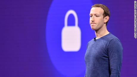 Facebook cancels its biggest conference amid coronavirus concerns