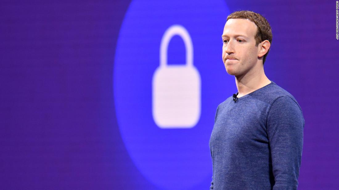 Facebook cancels its biggest conference amid coronavirus concerns - CNN
