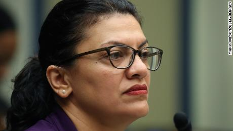 Squ Squad member Rashida Tlaib beats top Brenda Jones challenger, CNN projects