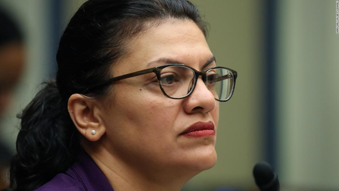 House Ethics Committee extends investigations into Tlaib and 3 other lawmakers