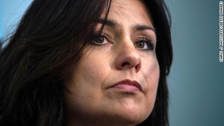 British MP Heidi Allen announced she would be standing in the December 12 election because of threats.