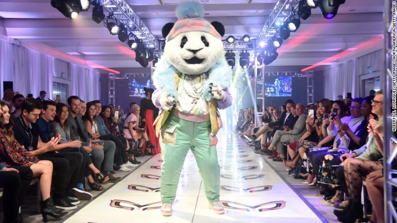 \u0027The Masked Singer\u0027 reveals celeb behind the panda mask