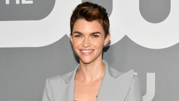 Ruby Rose stars in the new series 'Batwoman.' (Photo by Dia Dipasupil/Getty Images)
