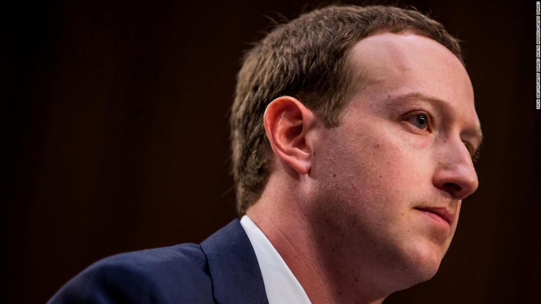 Zuckerberg cuối cùng giải thích lý do tại sao Facebook không làm gì về bài đăng của Trump