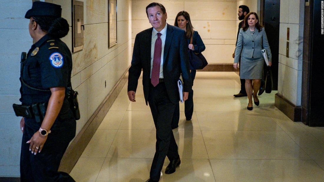Trump defends firing intelligence community watchdog