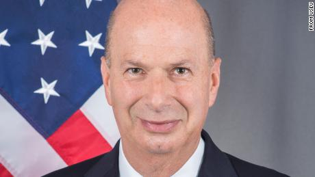 Official portrait of Gordon Sondland, US Ambassador to the EU