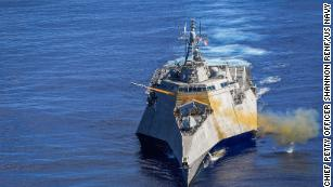 2019: Take a look at the US Navy's latest missile