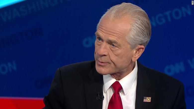 Watch White House adviser dodge question about Joe Biden