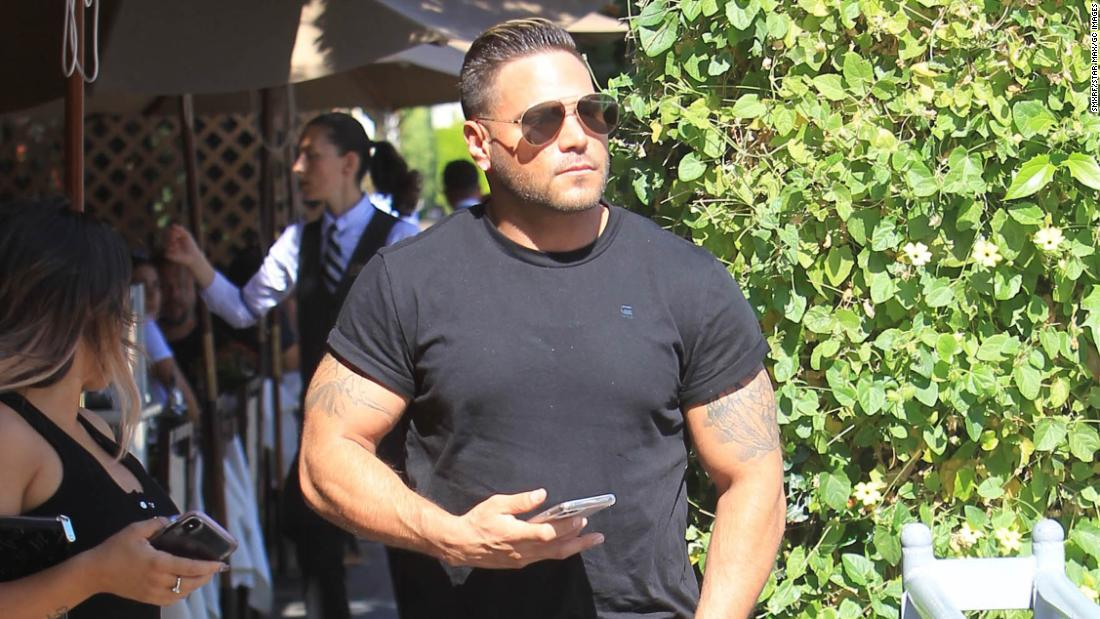 Ronnie Ortiz-Magro from 'Jersey Shore' arrested   CNN