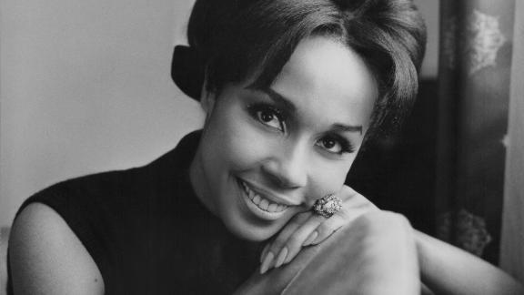 Portrait of actress and singer Diahann Carroll, during a visit to London, January 18th 1965. (Photo by Express/Archive Photos/Getty Images)