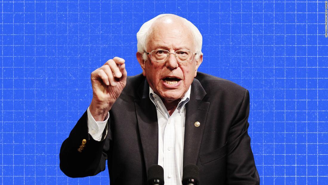 The Point A Bernie Sanders sweep