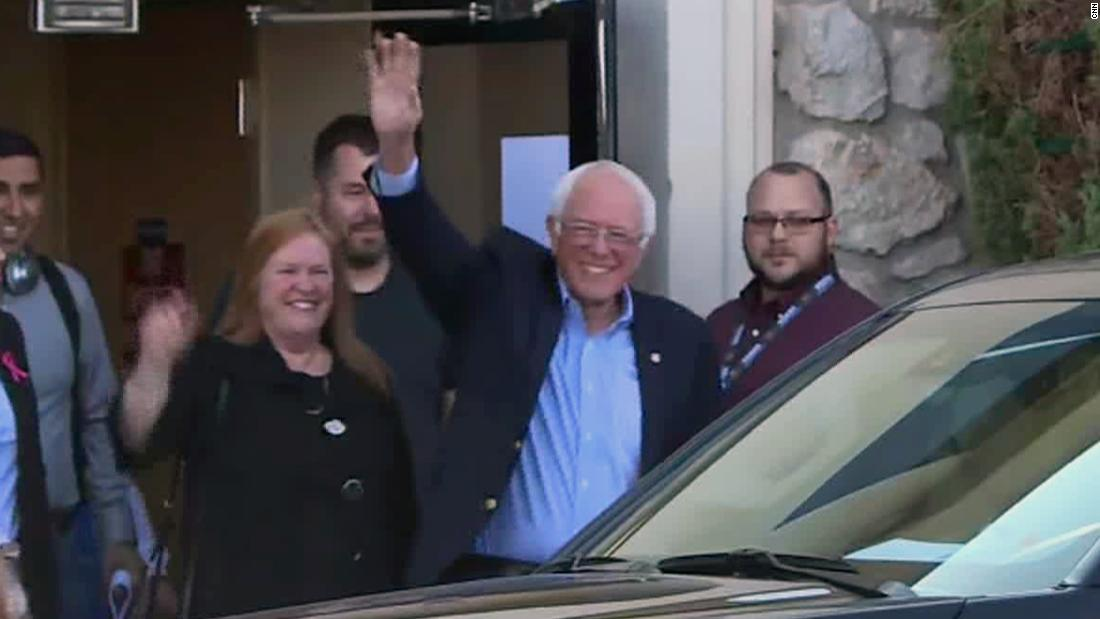 Bernie Sanders had a heart attack